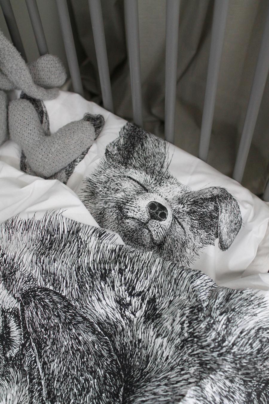 taaperon sänky