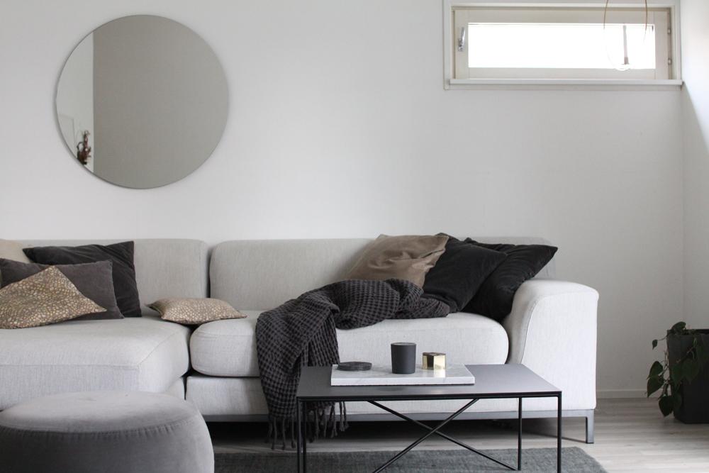 minimalistinen sisustus