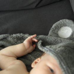 vauvan pyyhe