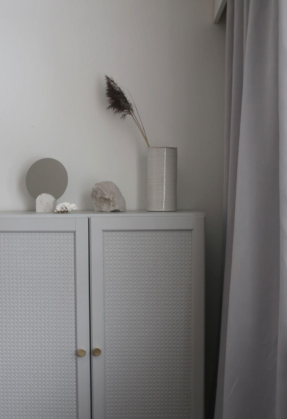 makuuhuone matala kaappi